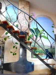 Escalier Les Issambres
