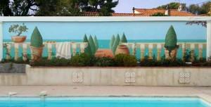 mur apres piscine 1