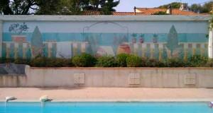 mur avant piscine 1