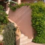 Escalier Les issambres: avant