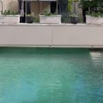 Coffre couverture piscine